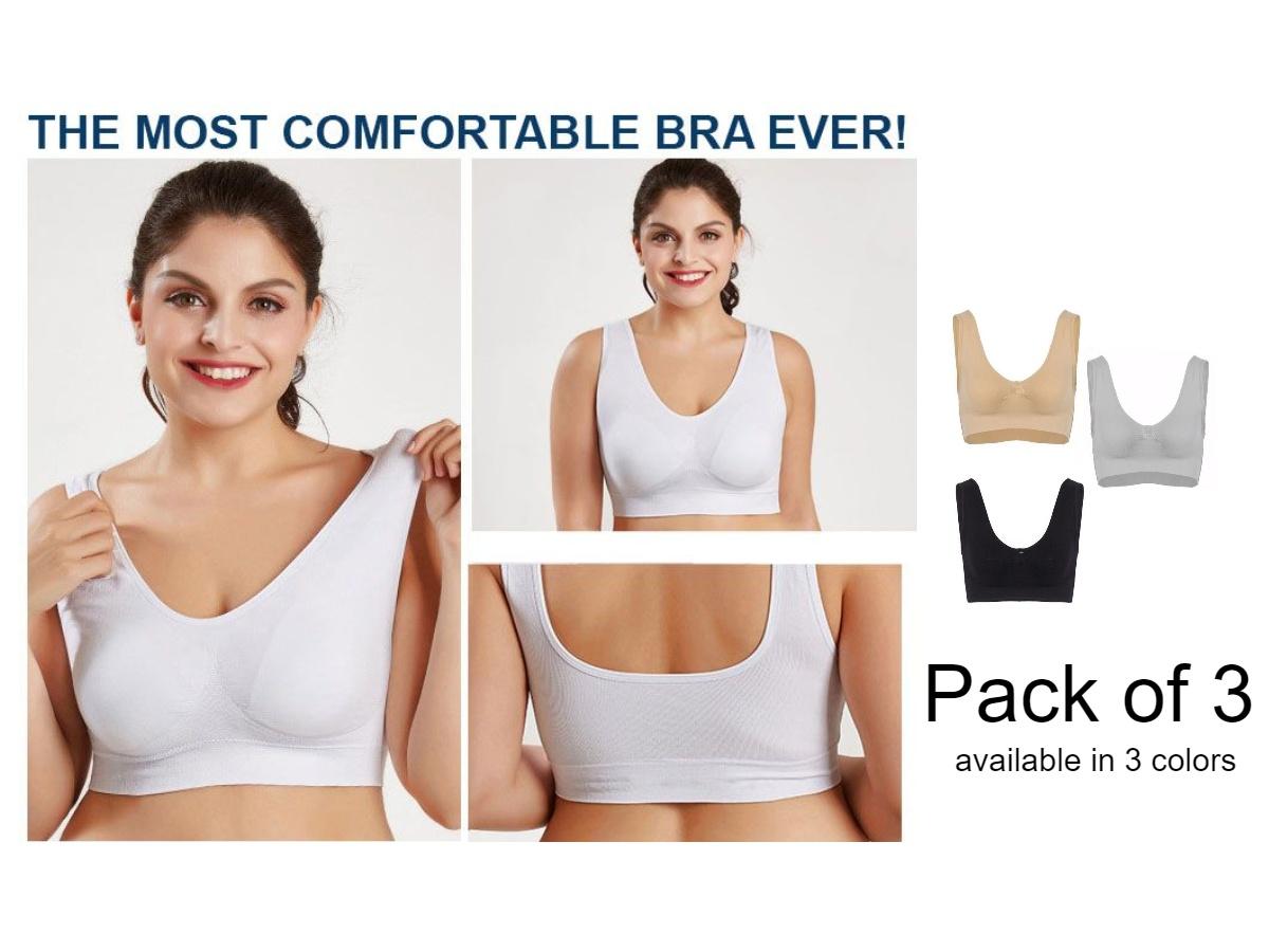 Air Bra pack of 3